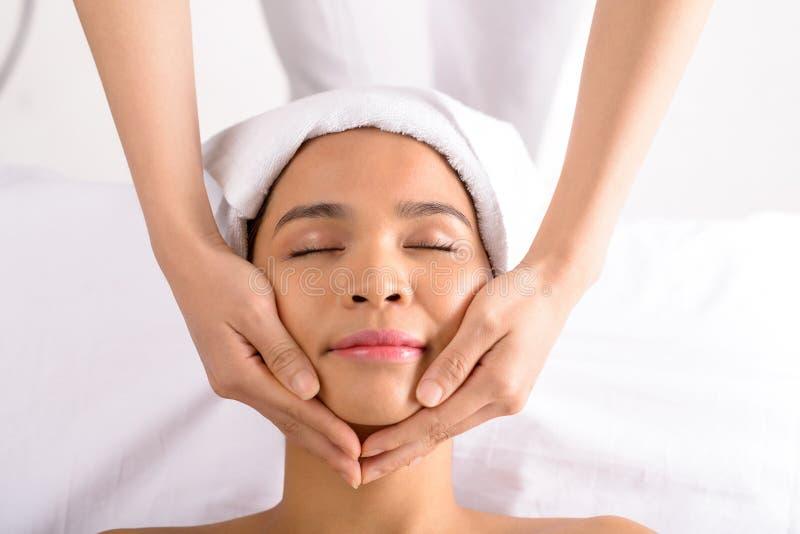 Beauty spa stock foto's