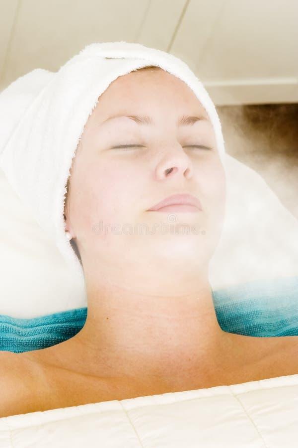 Beauty Spa Facial royalty free stock photography