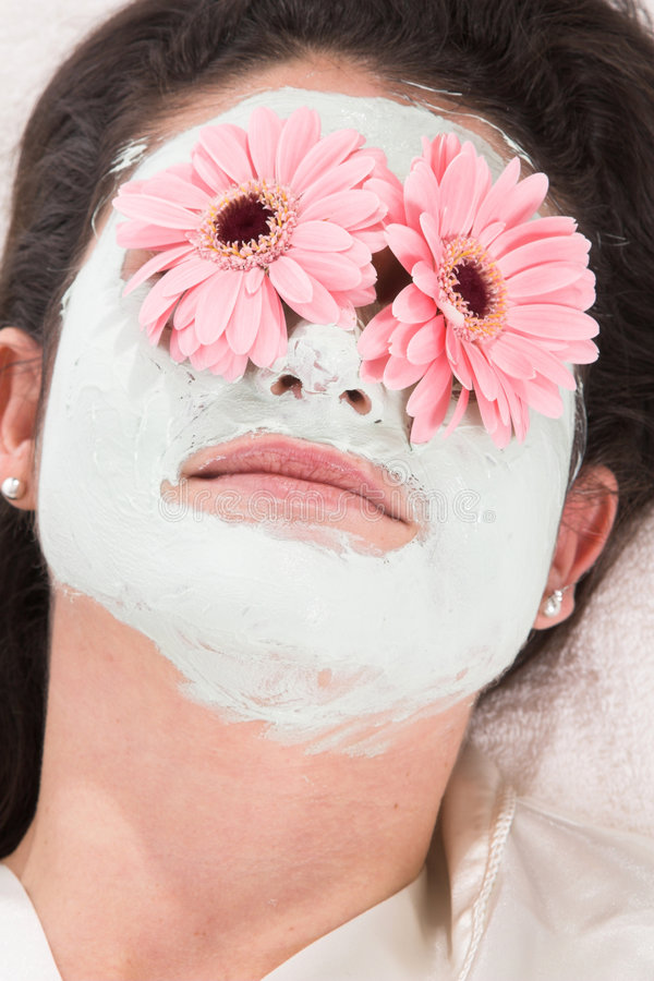 Beauty treatment royalty free stock image