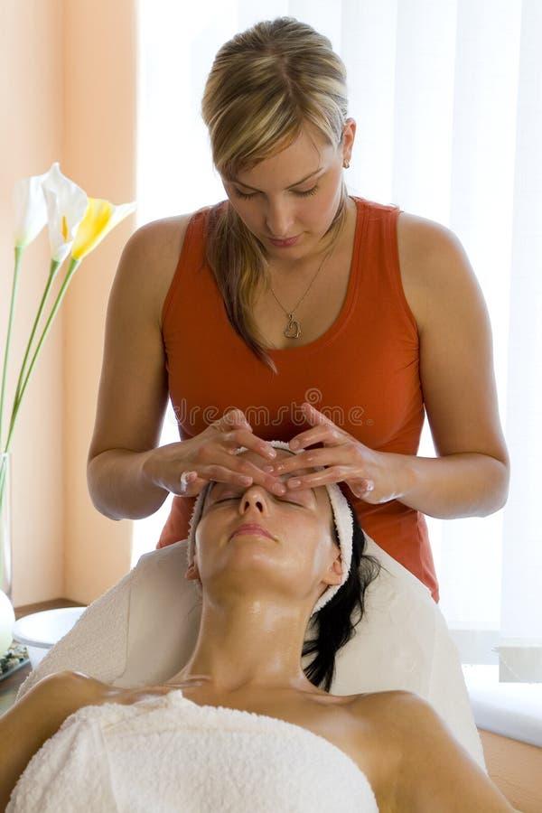Beauty Treatment stock image