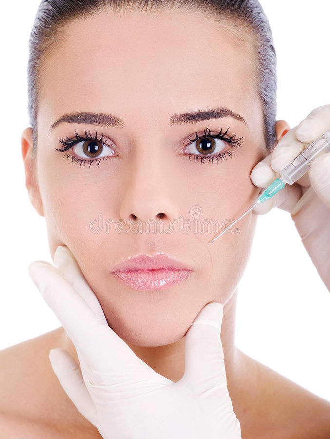 Download Beauty Treatment Royalty Free Stock Image - Image: 4104576