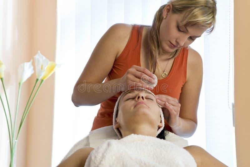 Beauty Treatment stock photo