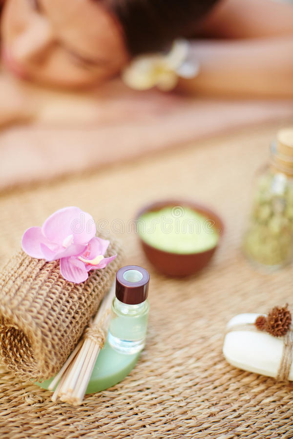 Free Beauty Treatment Royalty Free Stock Images - 56006369
