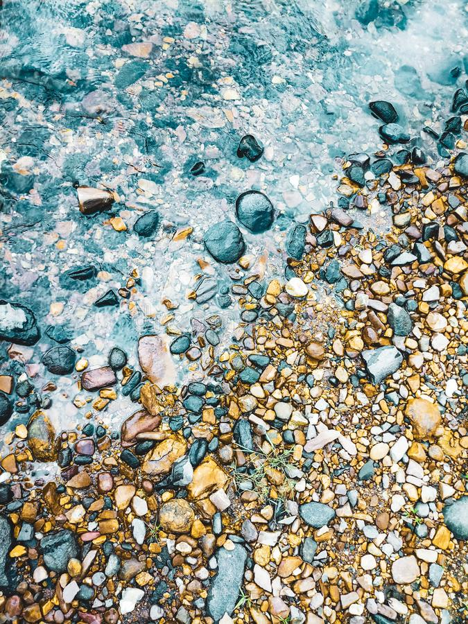 The beauty of water royalty free stock photos