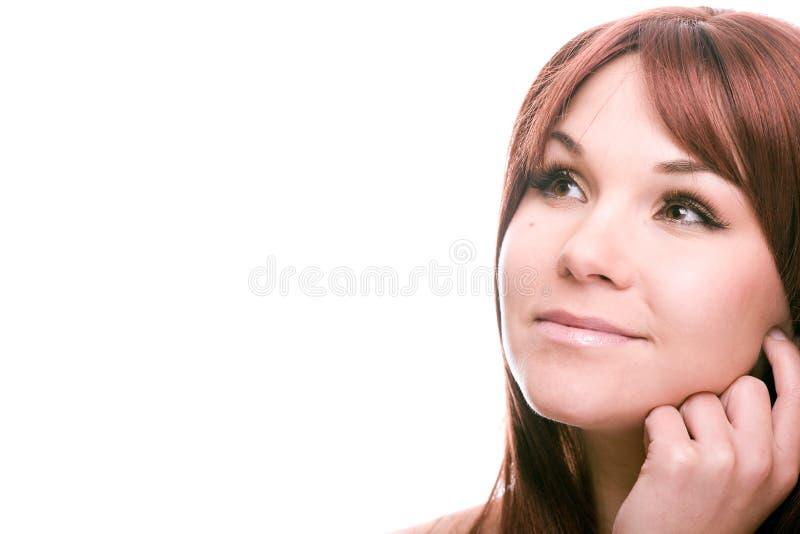 Beauty woman royalty free stock photo
