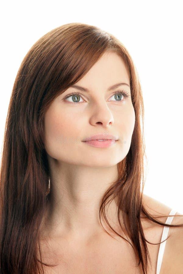 Beauty woman stock image