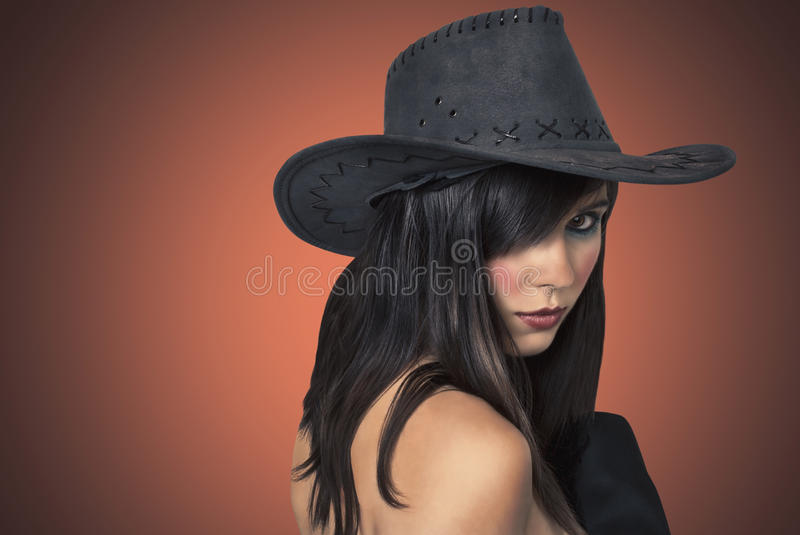 Download Beauty woman stock photo. Image of hair, people, brunette - 26482126