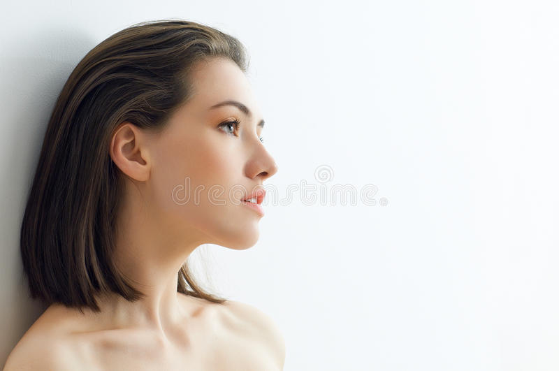 Beauty woman royalty free stock photography
