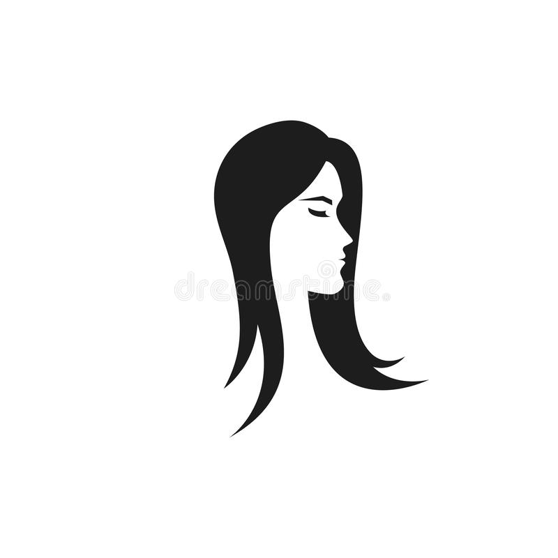 Beauty Women Icon Logo Template vector illustration