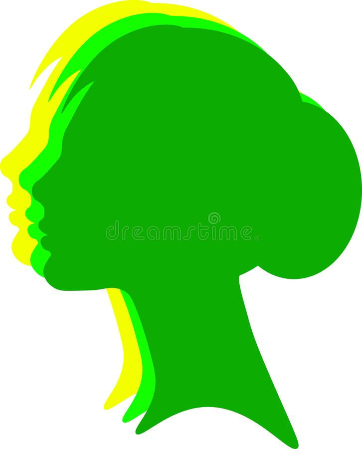 Beauty Women set Icon Logo Template vector vector illustration