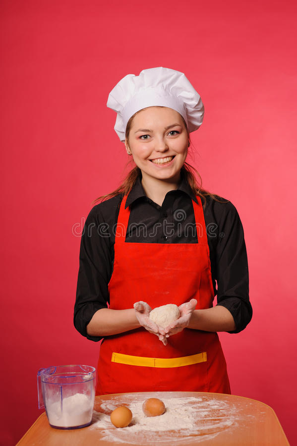 Download Beauty Young Cook Stock Images - Image: 24144944