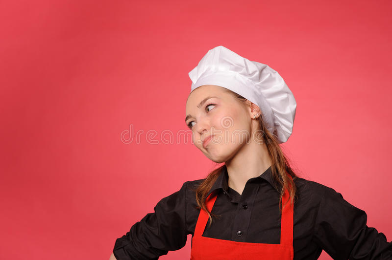 Download Beauty young cook stock photo. Image of beauty, human - 25509688