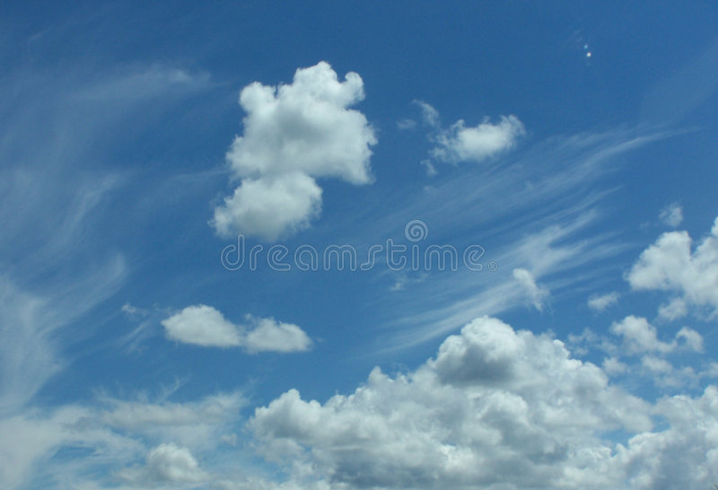 Download BeautyCLouds stock photo. Image of skies, cloudscape, cummulus - 175616