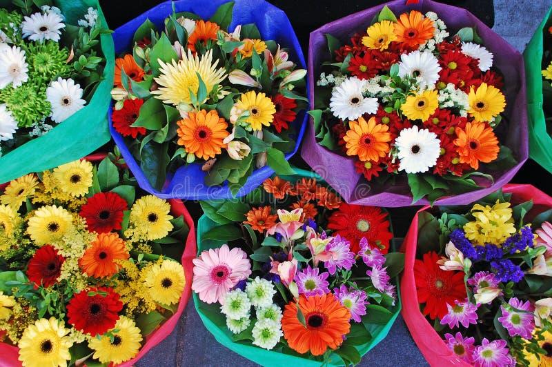 Beaux bouquets photos stock