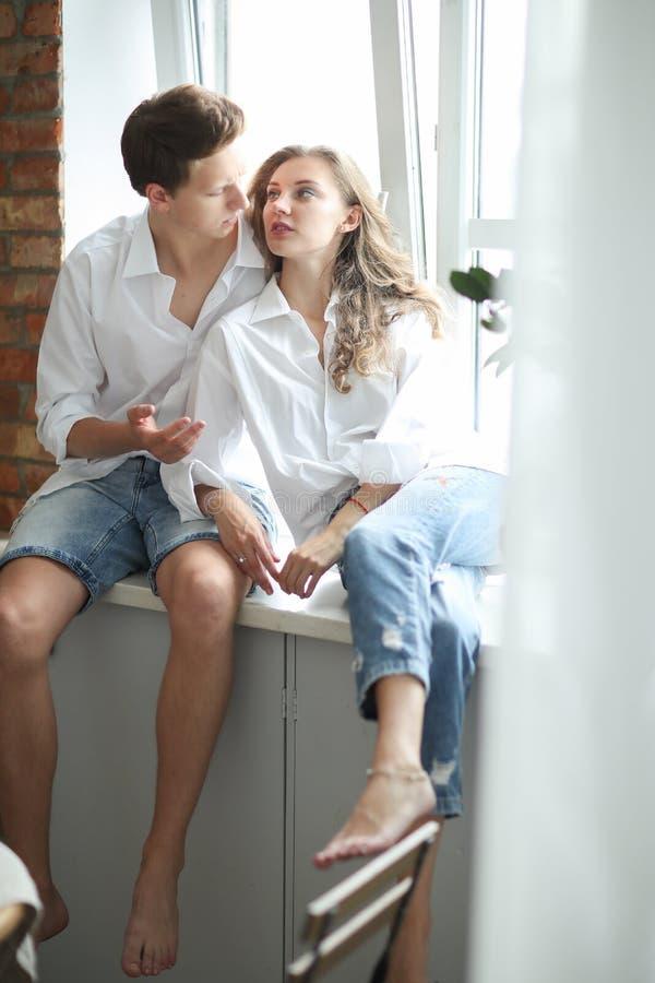 Beaux couples photos stock