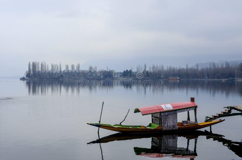 Beaux habitants du Cachemire Inde photo stock