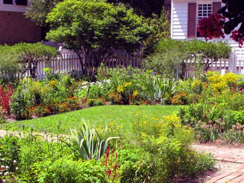 Beaux jardins photos libres de droits