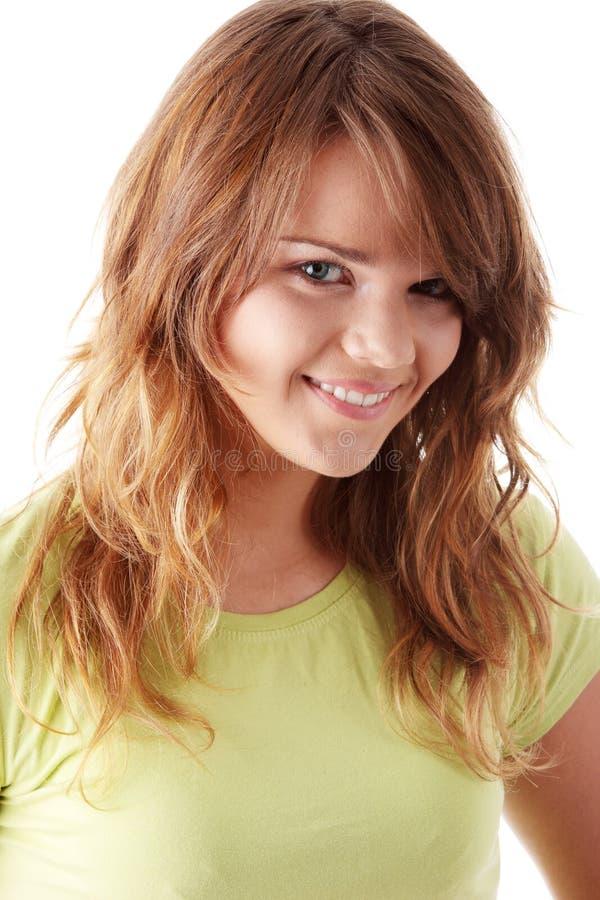 beaux jeunes femelles d'adolescent image libre de droits