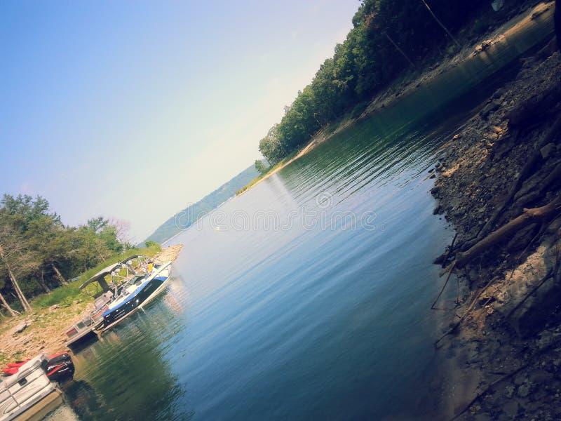 Beaver Lake royalty free stock photo