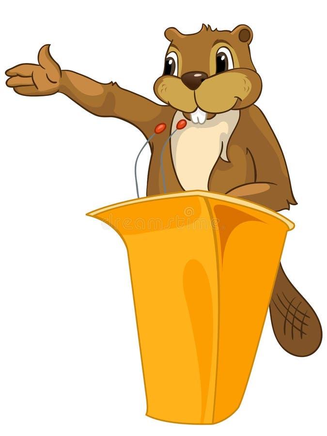 Beaver a los CREES libre illustration