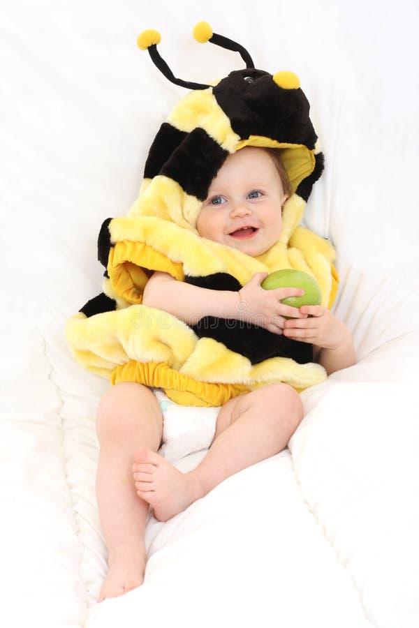 Bebé - abeja foto de archivo libre de regalías