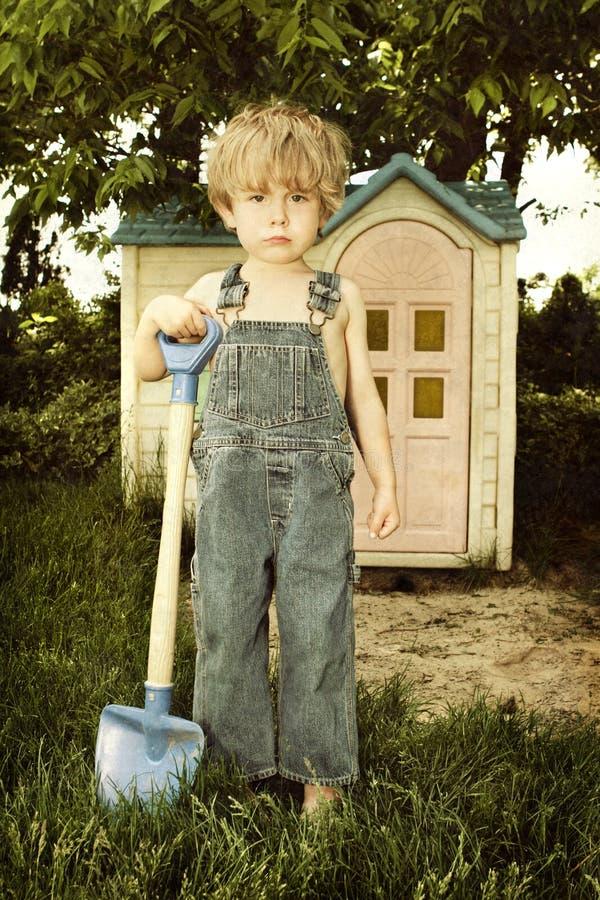 Bebé americano imagen de archivo