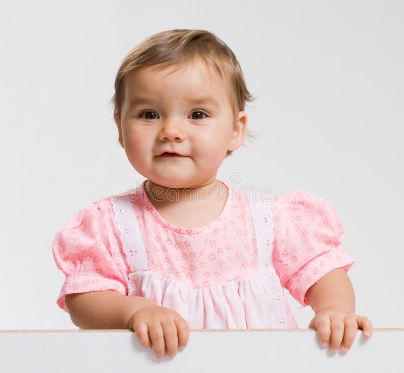 Bebé bonito fotografía de archivo libre de regalías