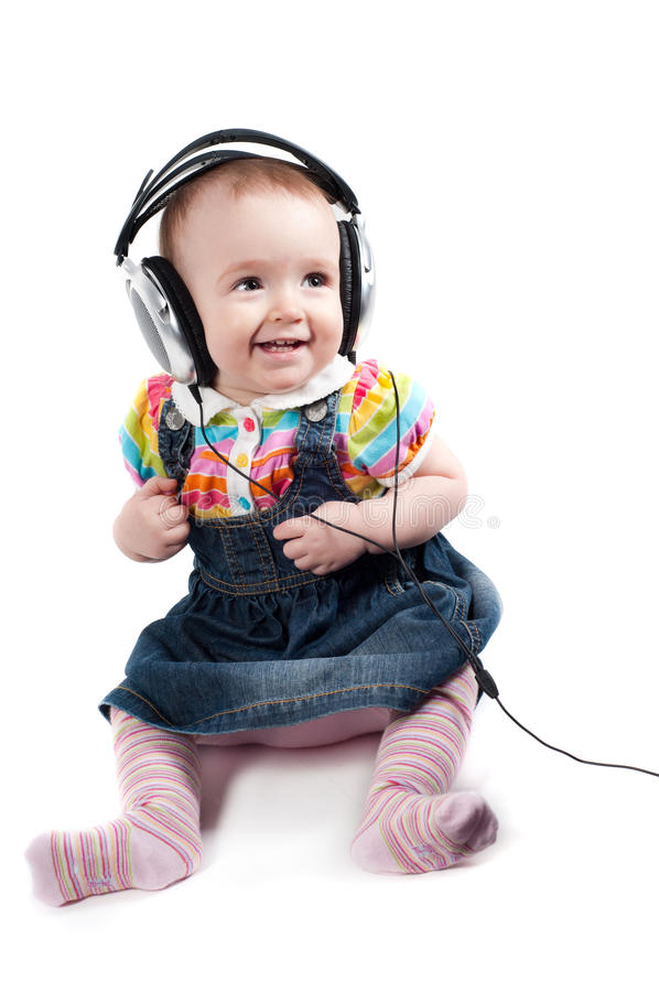 Bebé bonito pequeno imagem de stock royalty free