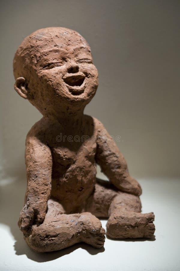 Bebé Buddha fotografía de archivo libre de regalías