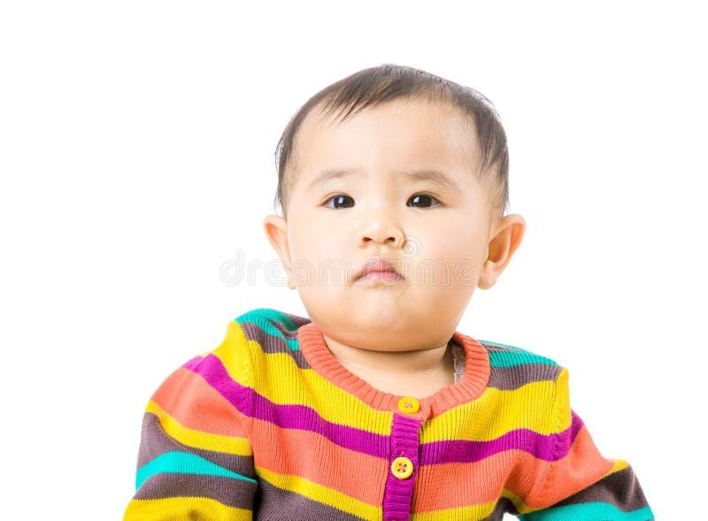 Bebé de Asia fotos de archivo libres de regalías