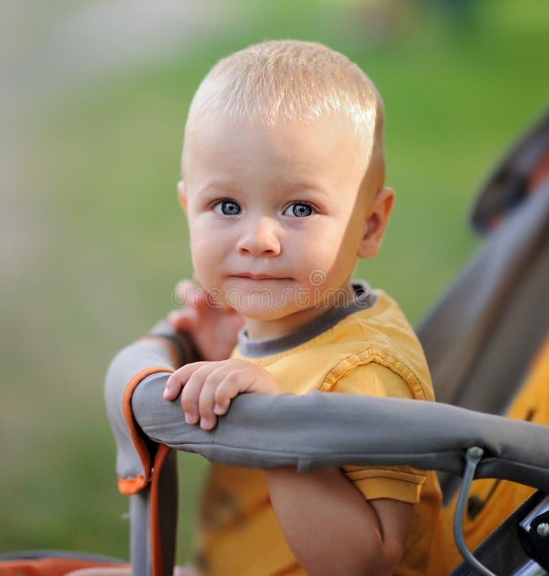 Bebé de la felicidad fotografía de archivo libre de regalías
