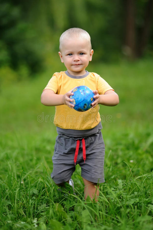 Bebé de la felicidad fotografía de archivo