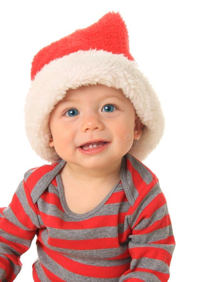 Bebé de la Navidad imagenes de archivo