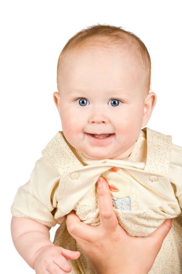 Bebé do retrato foto de stock royalty free