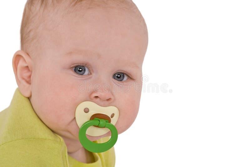 Bebé do retrato fotos de stock royalty free