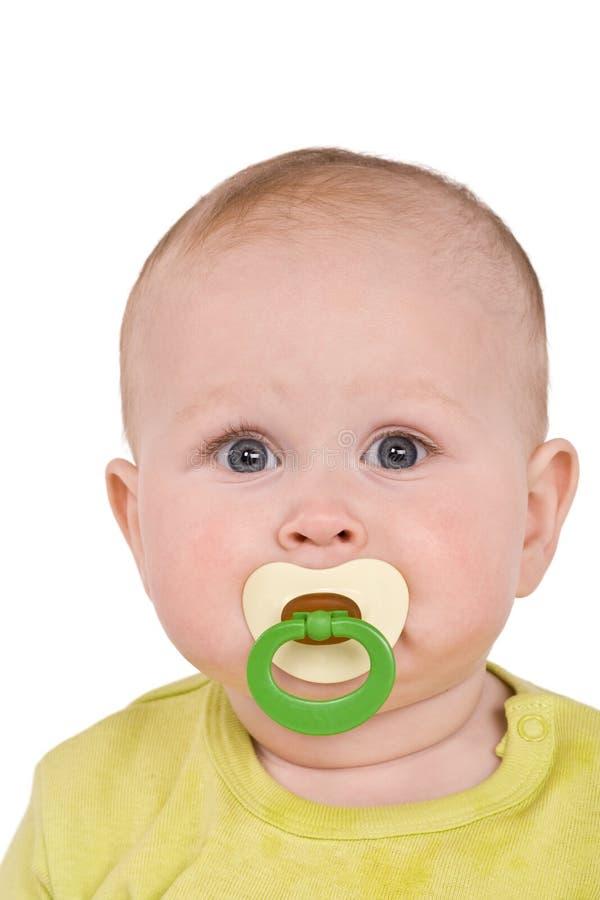 Bebé do retrato imagem de stock royalty free