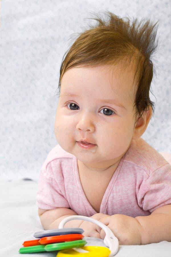 Bebé doce imagem de stock