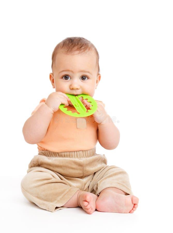 Bebé dulce imagen de archivo libre de regalías