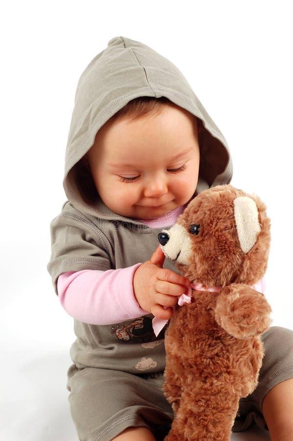 Bebé feliz #21 foto de archivo libre de regalías