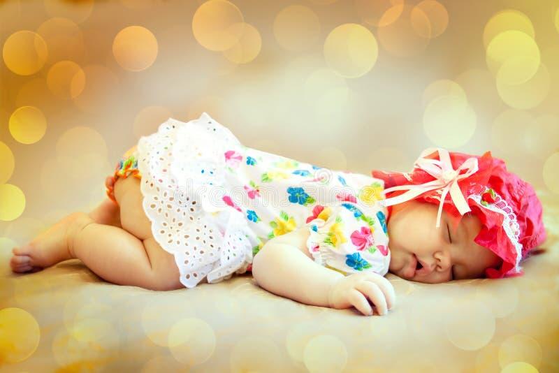 Bebé girl foto de archivo libre de regalías