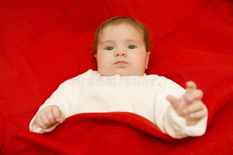 Bebé joven foto de archivo
