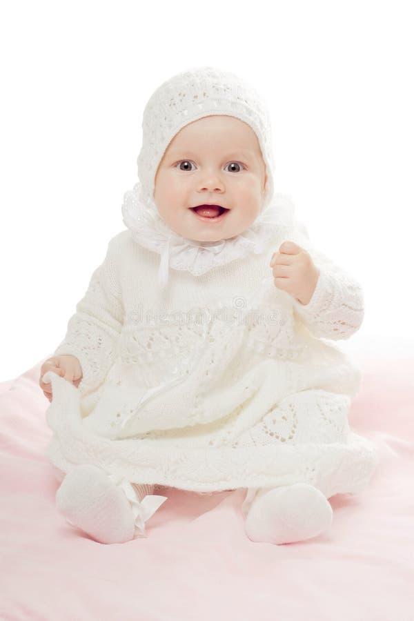 Bebé juguetón fotografía de archivo