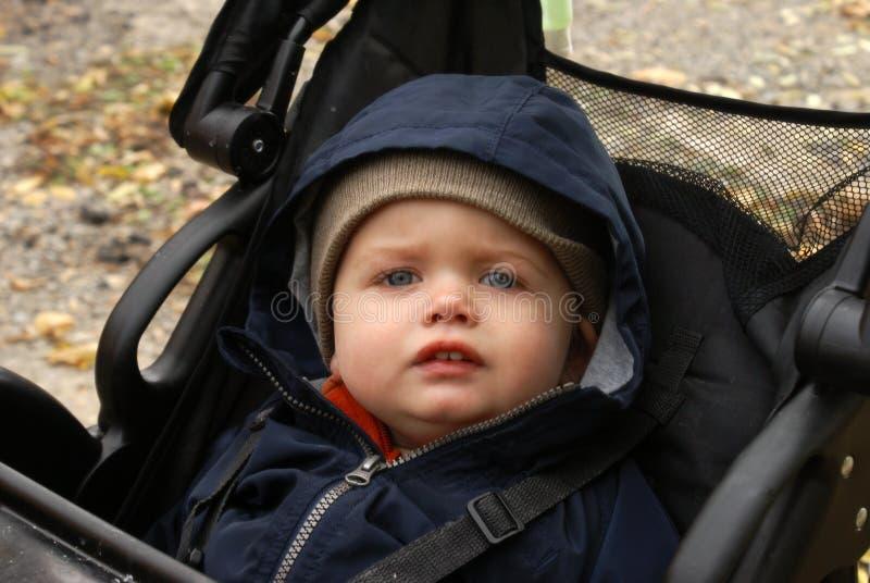 Bebé liado fotos de archivo libres de regalías