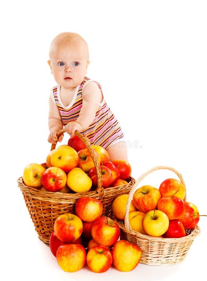 Bebé magnífico imágenes de archivo libres de regalías