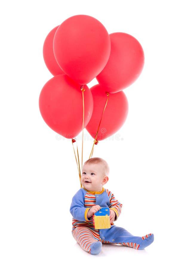 Bebé pequeno imagem de stock royalty free