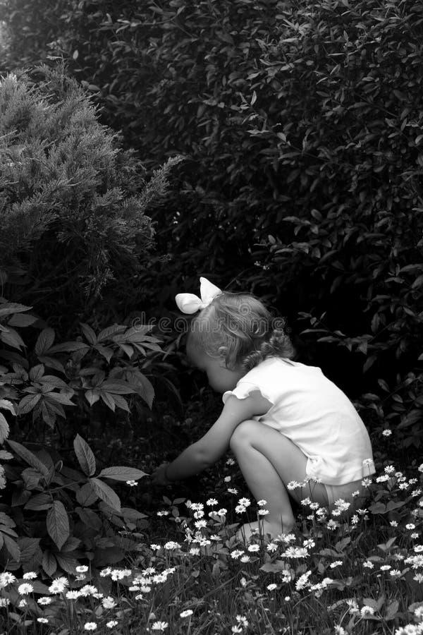 Bebé retro imagen de archivo libre de regalías