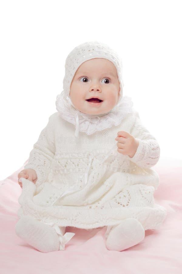 Bebé travieso fotos de archivo libres de regalías
