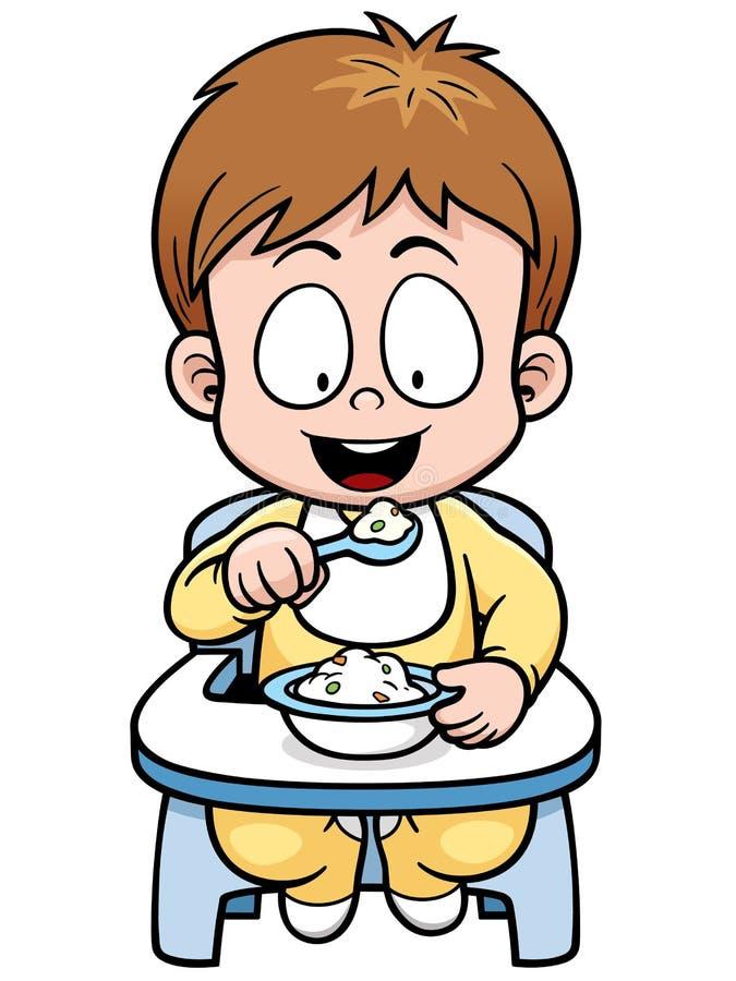 Bebê ilustração stock