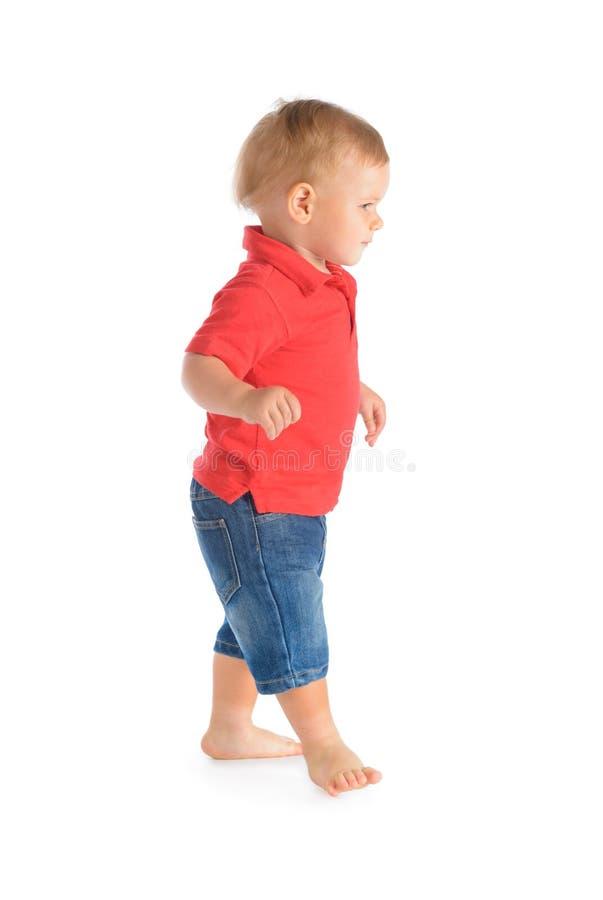Bebê alegre imagens de stock