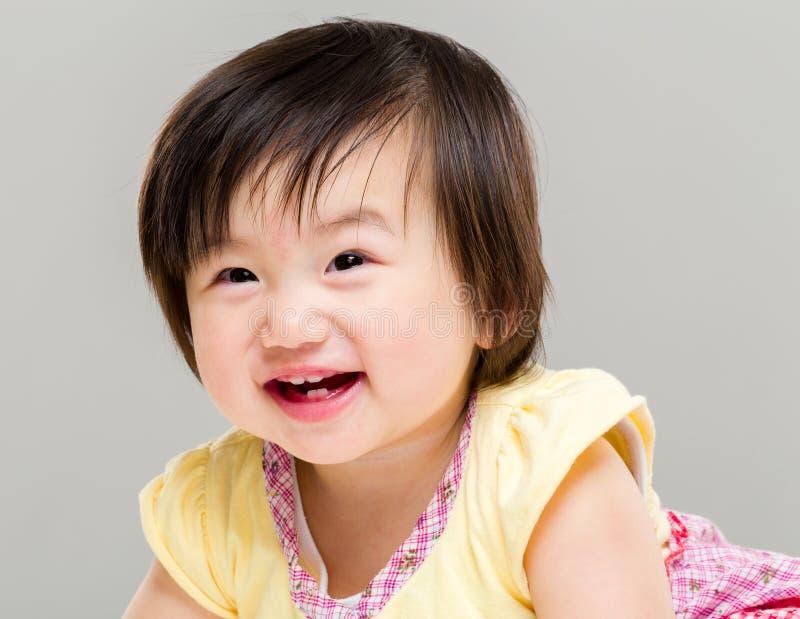 Bebê bonito pequeno imagem de stock royalty free